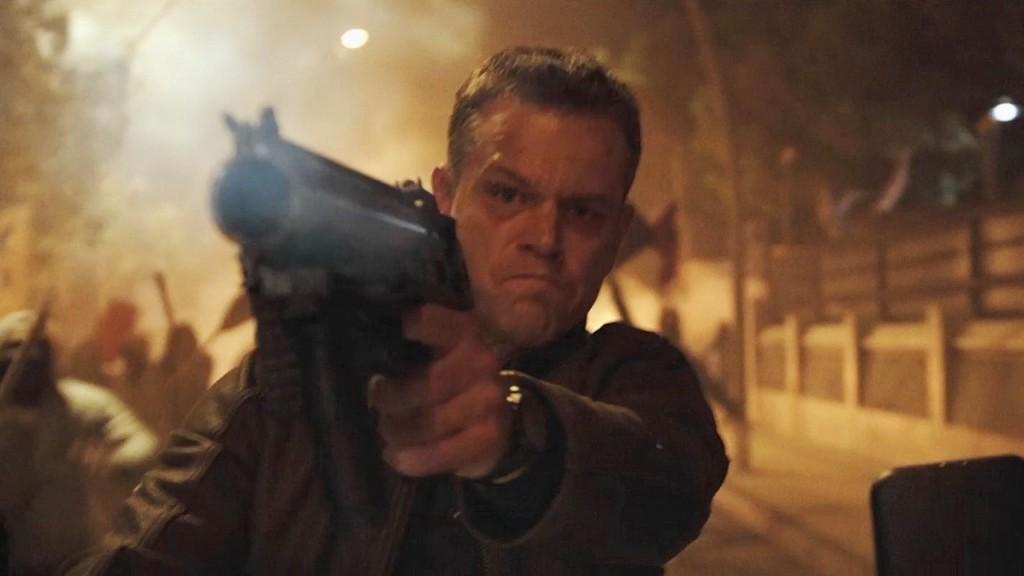 Review Jason Bourne