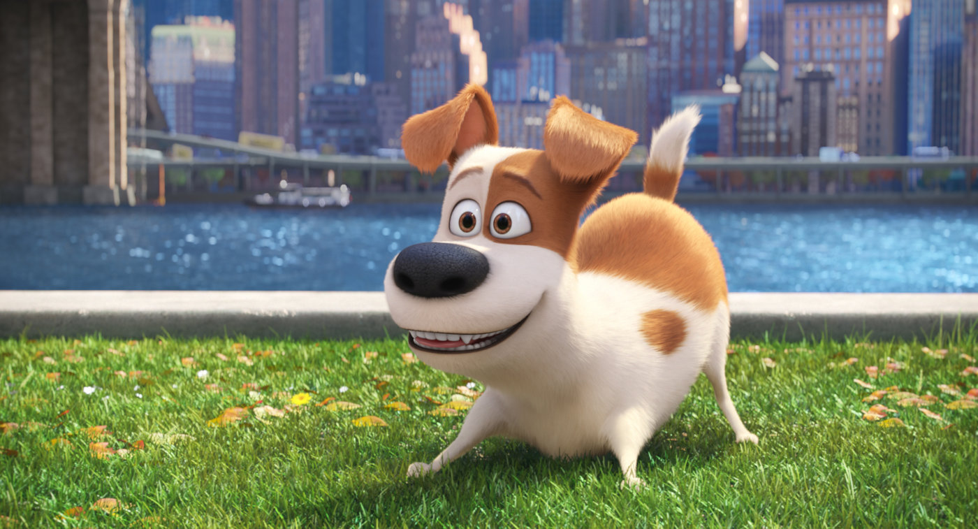 Review The Secret Life of Pets
