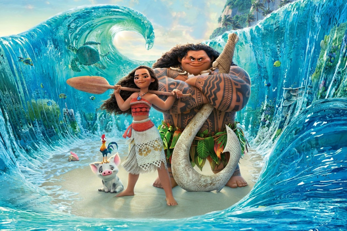Review Vaiana