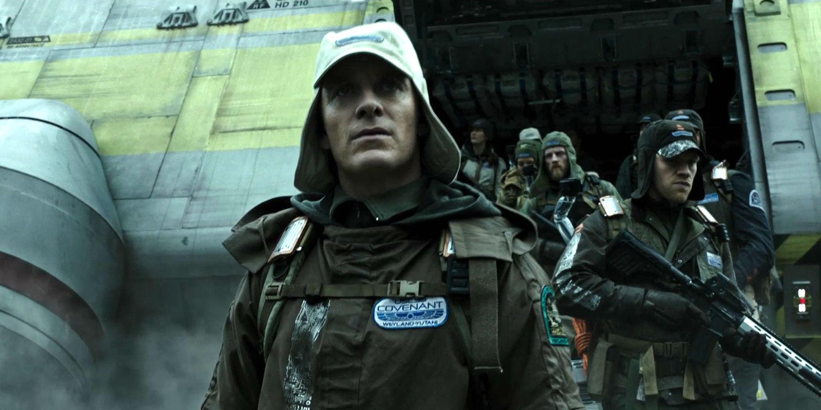 Review Alien: Covenant