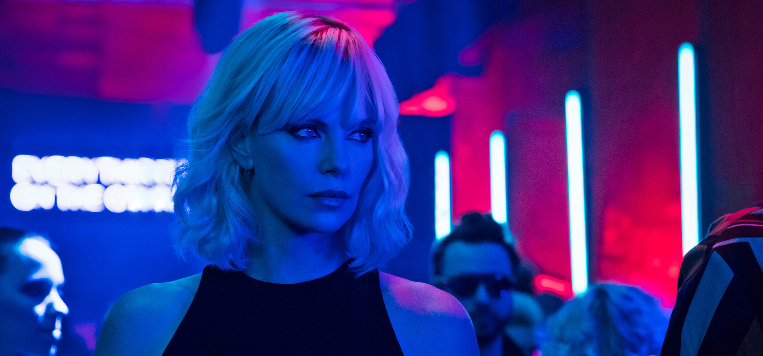Review Atomic Blonde