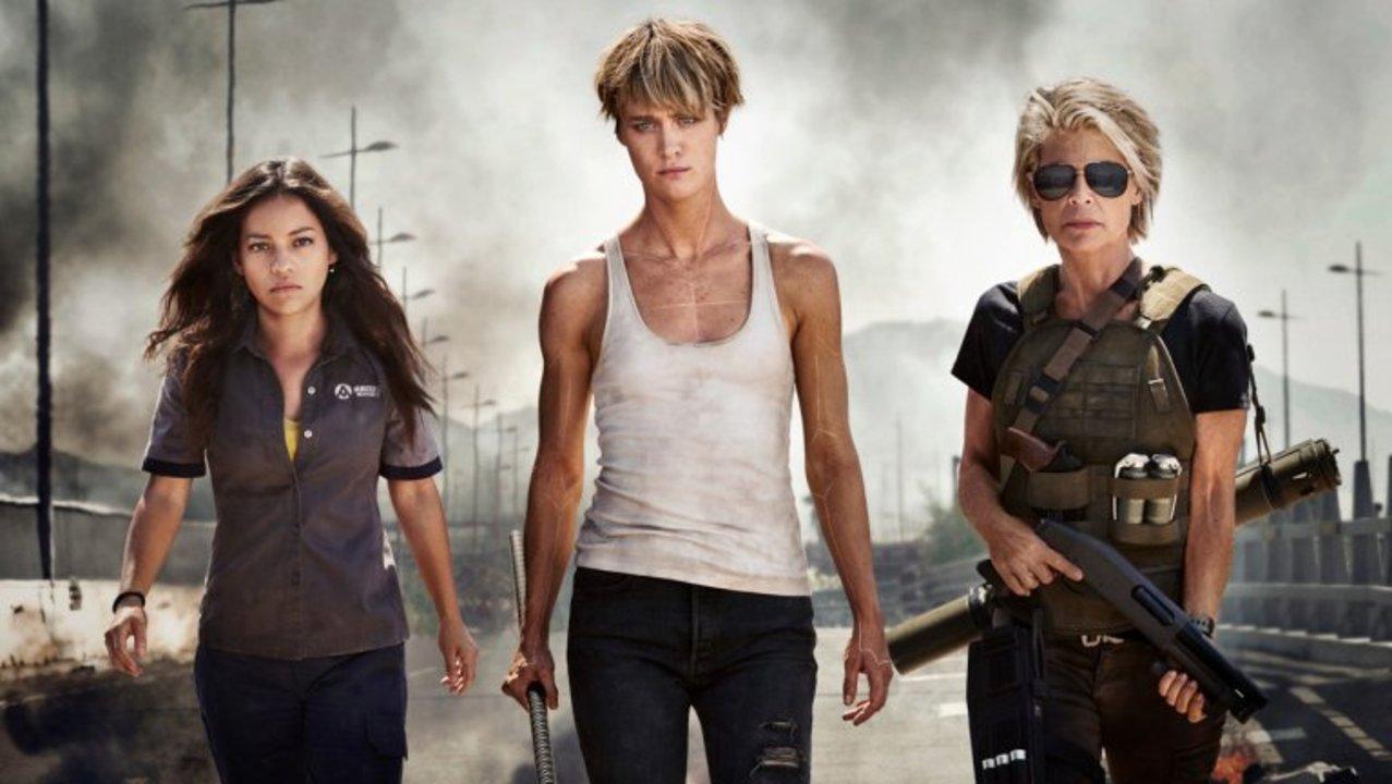 Review Terminator: Dark Fate