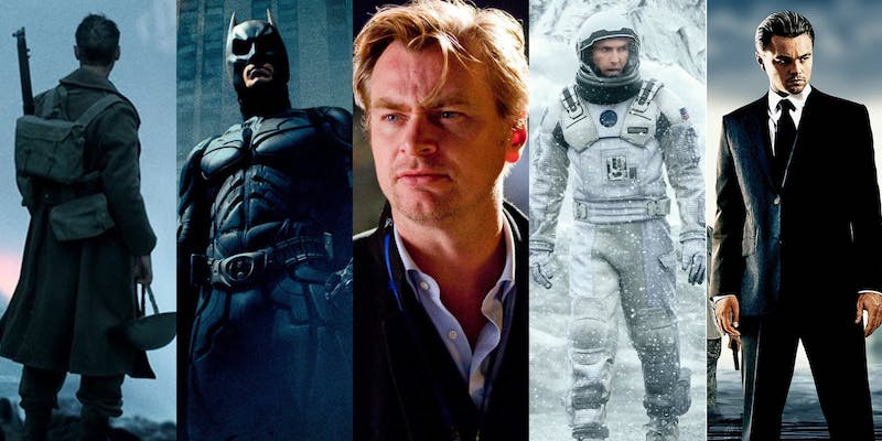 Wat is de beste film van Christopher Nolan?