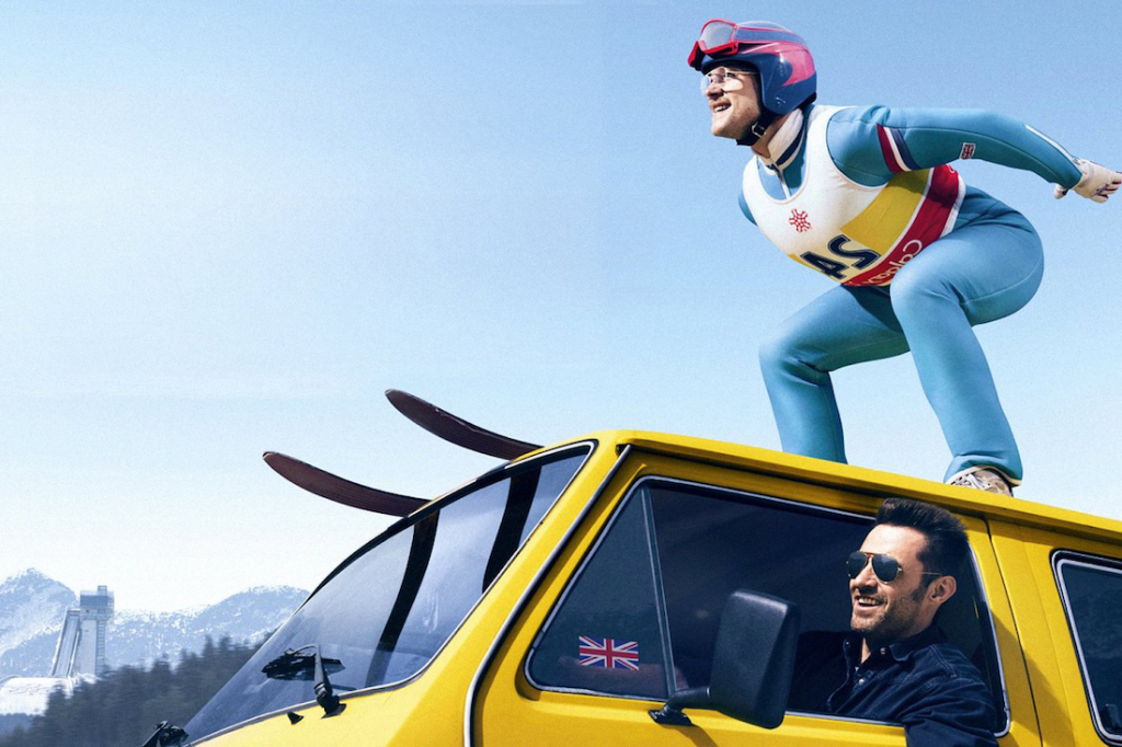 Review Eddie the Eagle