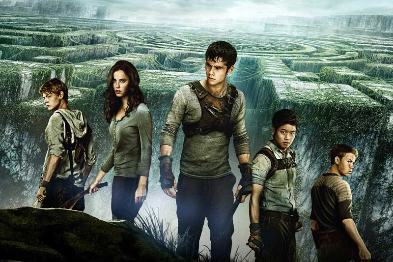 Review The Maze Runner